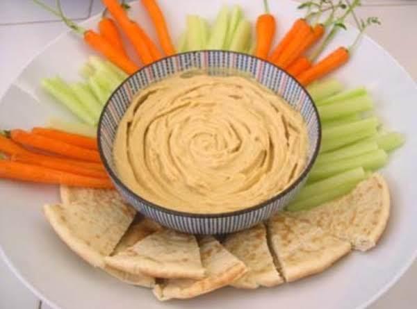 There's Hummus Among Us