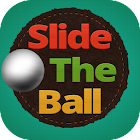 Slide The Ball: slide puzzle icon
