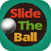 Slide The Ball: slide puzzle