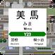 掌内鉄道 美馬駅