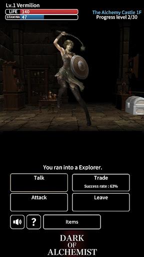 Dark of Alchemist - Dungeon Crawler RPG 1.3.0 de.gamequotes.net 4