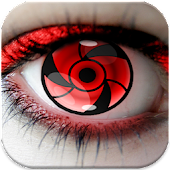 Sharingan Eyes Photo Editor