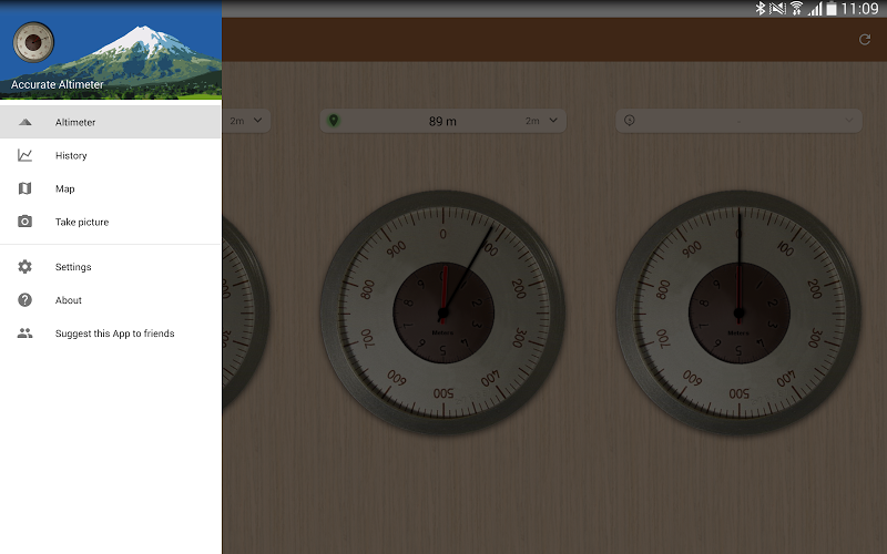 Accurate Altimeter PRO Screenshot 8