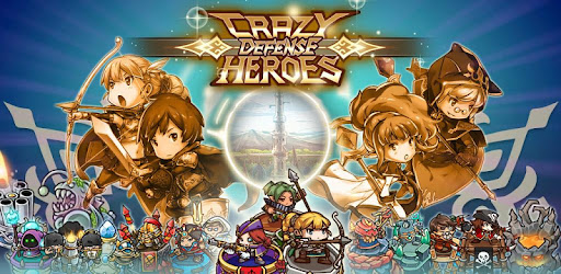 Crazy Defense Heroes: Tower Defense Strategy Game Mod Apk 1.9.15