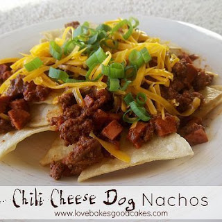 Chili Cheese Dog Nachos Recipe