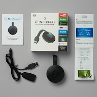 Counterfeit - Chromecast in box
