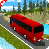 Modern Bus Driver Game Simulator