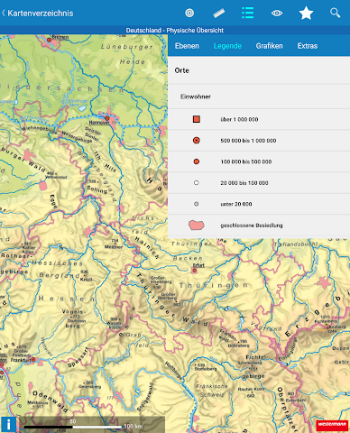 android Diercke Weltatlas digital Screenshot 7