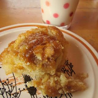 Orange Sticky Buns (Or Breakfast Cake... ?)