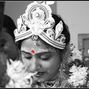 The Bengali Bride- 2 by Kaustav Dutta - Wedding Bride