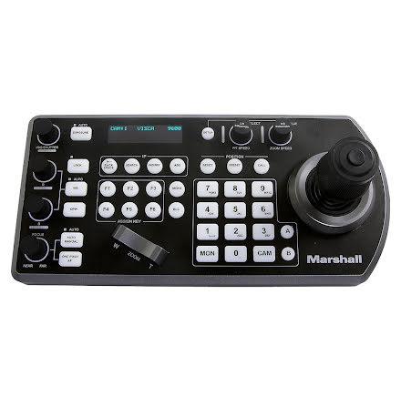 PTZ IP Camera Controller Joystick, ZoomRocker, Control Dials