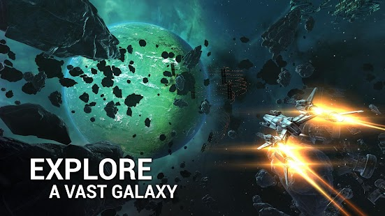 Galaxy on Fire 3 Screenshot