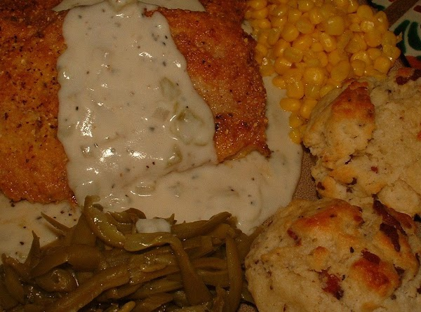 Spring Hill Ranch's Green Chile Country Gravy Recipe