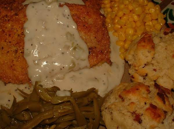 Spring Hill Ranch's Green Chile Country Gravy