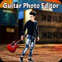 Guitar Photo Editor icon
