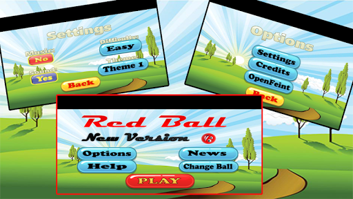 Red Ball - Last Version