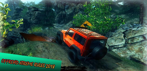 4×4 Off Road Jeep Racing Suv 3D 2018 Mod Apk 1.20