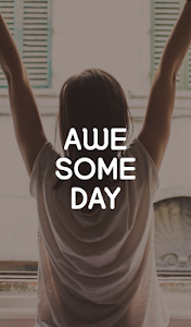 AWESOME DAY - text on photos screenshot 6