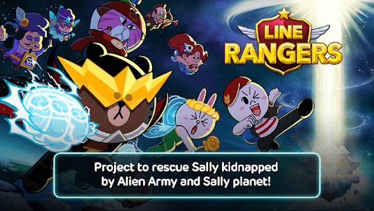 LINE Rangers – simple rules, exciting RPG battles! 5