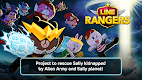 screenshot of LINE Rangers