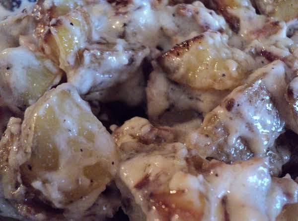Parmesan Bacon Potatoes Recipe