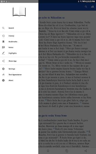 Dendi New Testament screenshot 7