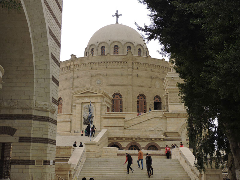 Христианская церковь в Каире