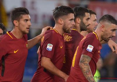 Roma doet goeie zaak in Italië