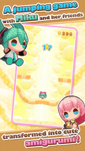 Hatsune Miku Amiguru Jump screenshot 3