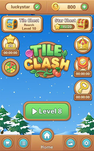 Tile Clash-Block Puzzle Jewel Matching Game 1.0.18 18