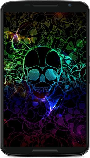 skull wallpapers 1.2 23