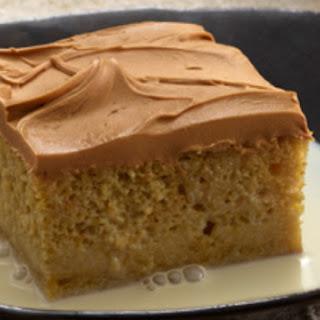 Dulce de Leche Cake.