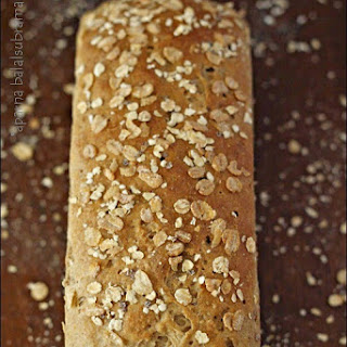 My Version of a Granary-Style Bread Loaf