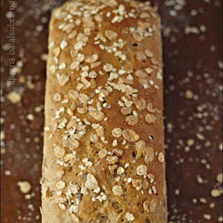 My Version of a Granary-Style Bread Loaf.