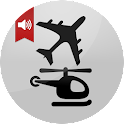 Airplane and Helicopter Sound icon
