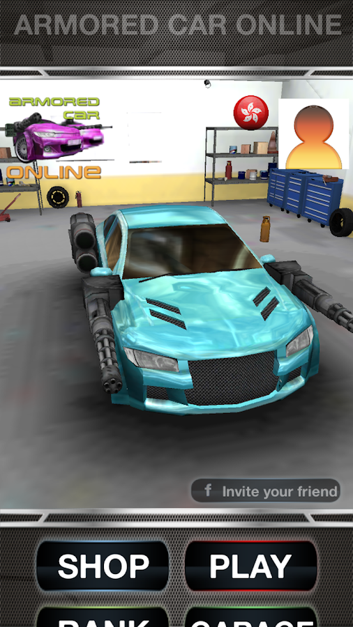 armored car hd racing game android apps on google play. Black Bedroom Furniture Sets. Home Design Ideas