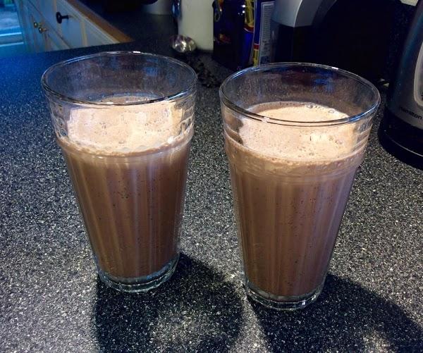 Chocolate Malted Milkshake Recipe