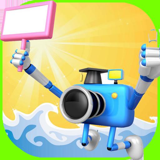 最好自拍照相机 app 高清编辑器是为拍照最好 遊戲 App LOGO-硬是要APP