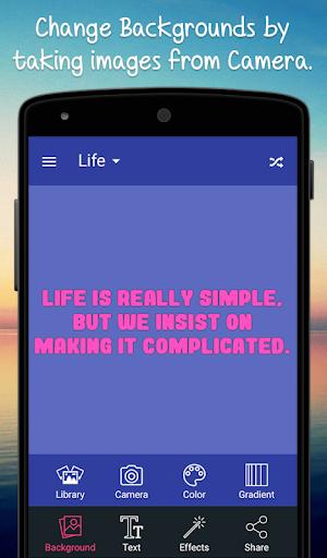 Creative Quotes Maker Book - Quotes Creator App screenshots 8