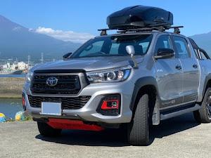 ハイラックス 4WD ピックアップのカスタム事例画像 ダイテルさんの2020年10月01日23:35の投稿