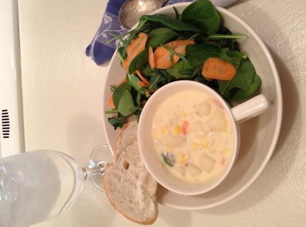 Gigi's Creamy Corn Chowder Recipe