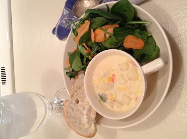 Gigi's Creamy Corn Chowder