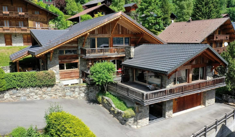 Maison Champéry