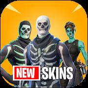 Free Skins for Battle Royale, new Skins FBR 2019