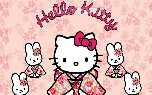 Hello Kitty Backgrounds New Tab Chrome Web Store