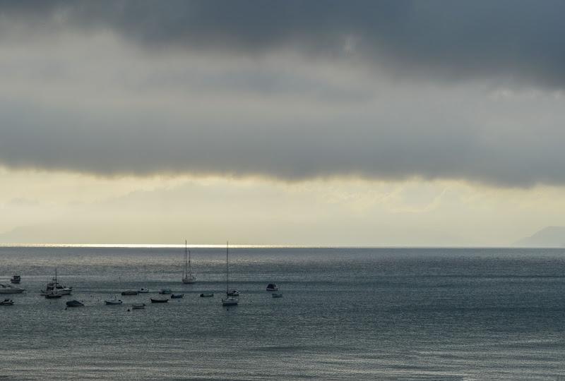 Filo di luce sul mare di silvia_celio