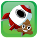 Poo Rocket Escape (game)