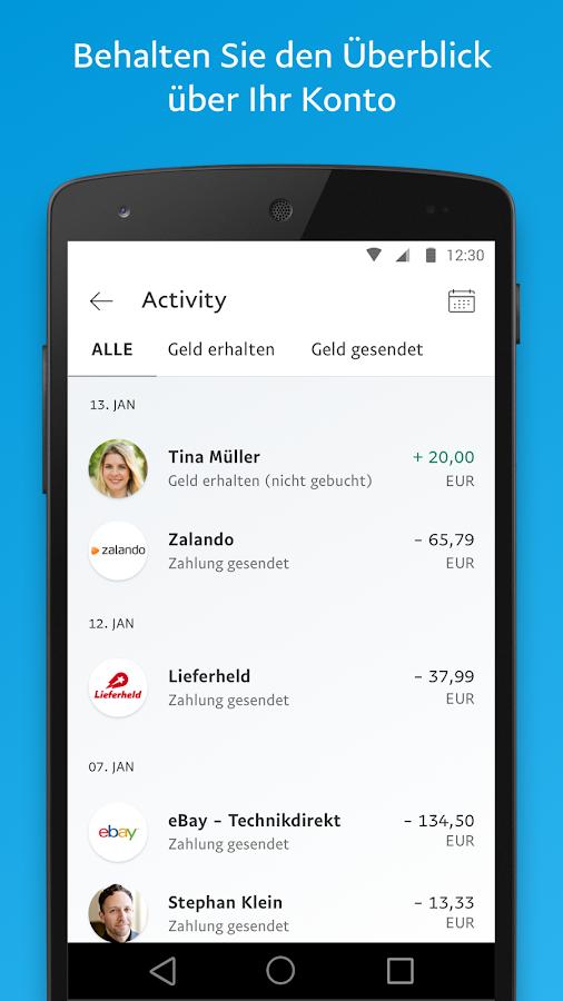 Google Play Guthaben Auf Paypal