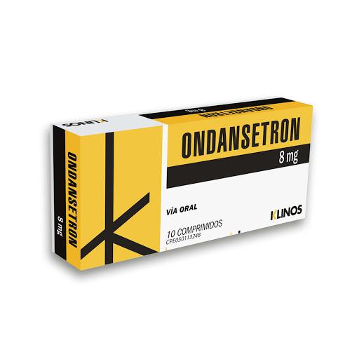 Ondansetron 8Mg 10Comprimidos Klinos