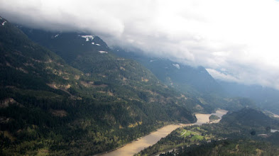 Photo: Frasier River, just north of Hope B.C.